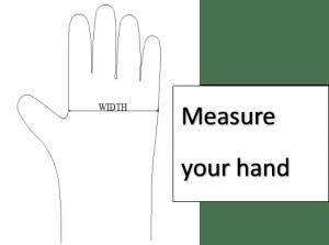 Hand measure