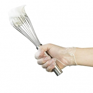 Food Safety and Household Use vinyl Disposable Gloves